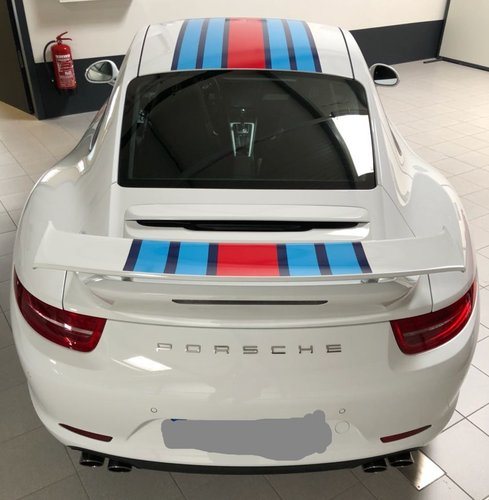 2014 VERY RARE FACTORY MARTINI RACE SPECIAL EDITION SOLD (picture 3 of 5)