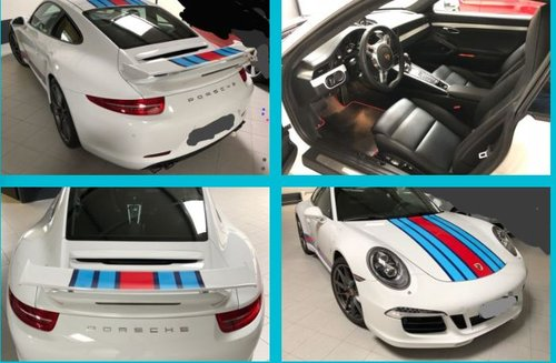 2014 VERY RARE FACTORY MARTINI RACE SPECIAL EDITION SOLD (picture 4 of 5)