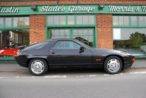 1987 Porsche 928 S4 Automatic Coupe For Sale (picture 1 of 4)