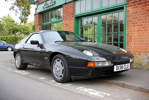 1987 Porsche 928 S4 Automatic Coupe For Sale (picture 2 of 4)