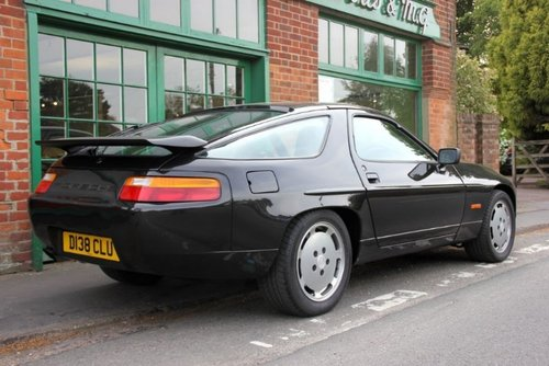 1987 Porsche 928 S4 Automatic Coupe For Sale (picture 3 of 4)