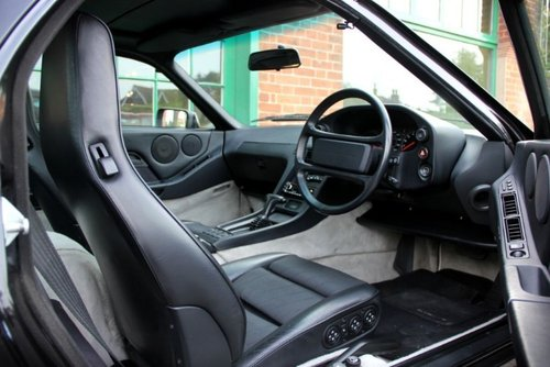 1987 Porsche 928 S4 Automatic Coupe For Sale (picture 4 of 4)