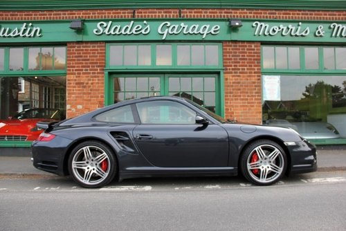 2006 Porsche 911 Turbo Coupe Manual  SOLD (picture 1 of 4)