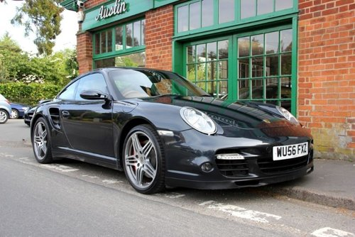 2006 Porsche 911 Turbo Coupe Manual  SOLD (picture 2 of 4)