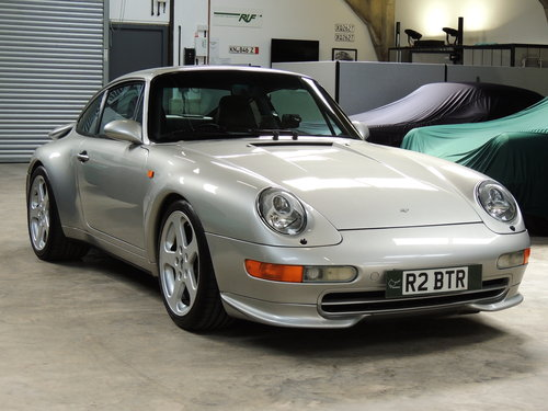 1998 RHD RUF BTR2 - One Owner From New -  SOLD (picture 1 of 6)
