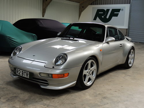 1998 RHD RUF BTR2 - One Owner From New -  SOLD (picture 2 of 6)