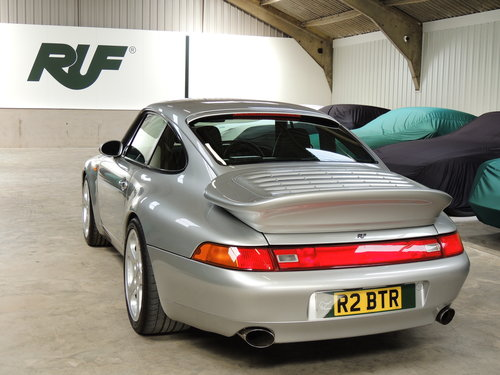1998 RHD RUF BTR2 - One Owner From New -  SOLD (picture 4 of 6)