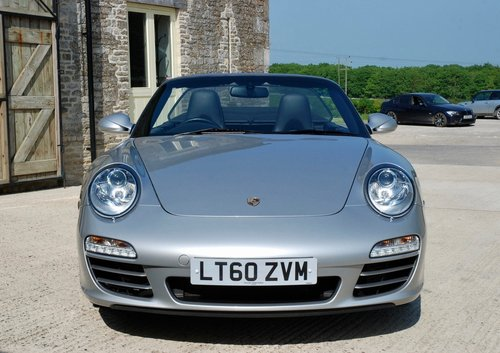 2010 Porsche 911 3.8S C4 CAB For Sale (picture 2 of 6)