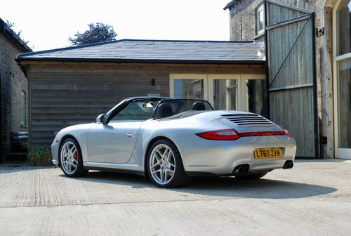 2010 Porsche 911 3.8S C4 CAB For Sale (picture 4 of 6)