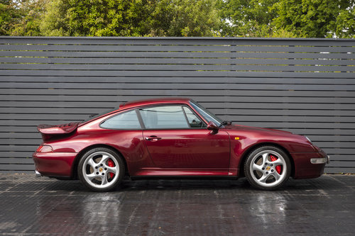 1995 PORSCHE 911 (993) TURBO ONLY UK CAR For Sale (picture 3 of 6)