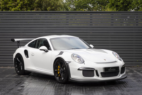 2016 PORSCHE 991 GT3 RS SOLD (picture 1 of 6)