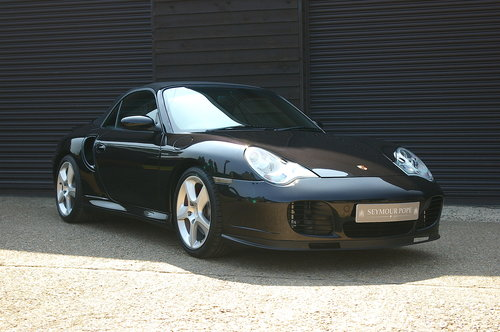 2004 Porsche 996 3.6 Turbo Tip Convertible (62,324 miles) SOLD (picture 2 of 6)