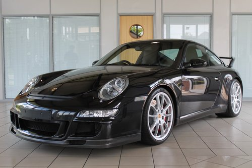 2007/07 Porsche 911 (997) 3.6 GT3 - 14,500 Miles SOLD (picture 1 of 6)