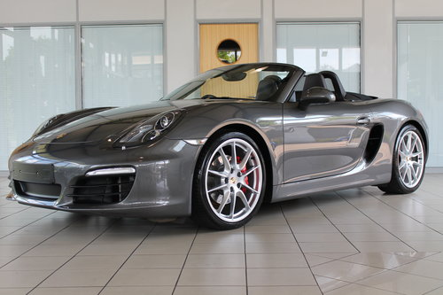2012/12 Porsche Boxster (981) 3.4 S PDK SOLD (picture 1 of 6)