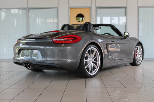 2012/12 Porsche Boxster (981) 3.4 S PDK SOLD (picture 2 of 6)