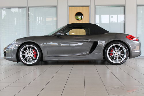 2012/12 Porsche Boxster (981) 3.4 S PDK SOLD (picture 3 of 6)
