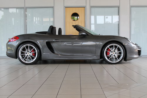 2012/12 Porsche Boxster (981) 3.4 S PDK SOLD (picture 4 of 6)