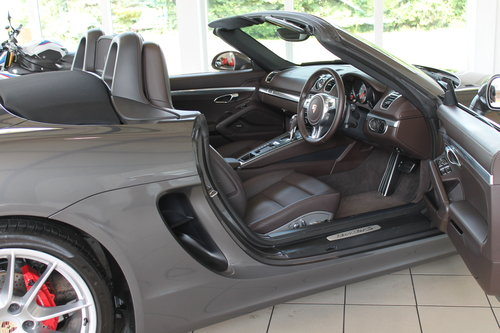 2012/12 Porsche Boxster (981) 3.4 S PDK SOLD (picture 5 of 6)