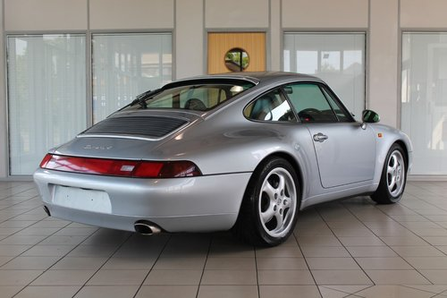 1996/N Porsche 911 (993) 3.6 Carrera 4 Coupe Wanted (picture 2 of 6)