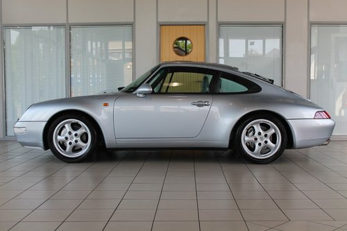1996/N Porsche 911 (993) 3.6 Carrera 4 Coupe Wanted (picture 3 of 6)