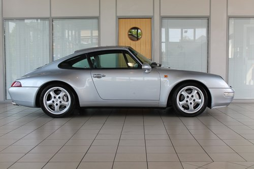 1996/N Porsche 911 (993) 3.6 Carrera 4 Coupe Wanted (picture 4 of 6)