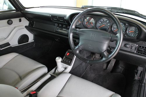 1996/N Porsche 911 (993) 3.6 Carrera 4 Coupe Wanted (picture 5 of 6)