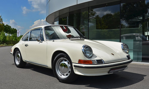 1972 PORSCHE 911 2.4 T injection  SOLD (picture 1 of 6)
