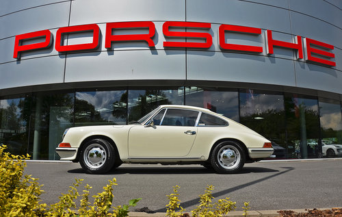 1972 PORSCHE 911 2.4 T injection  SOLD (picture 3 of 6)