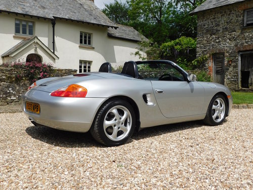 1999 Porsche Boxster 2.5 -  56k miles, excellent throughout SOLD (picture 2 of 6)