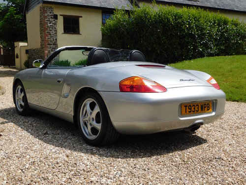 1999 Porsche Boxster 2.5 -  56k miles, excellent throughout SOLD (picture 3 of 6)