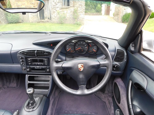1999 Porsche Boxster 2.5 -  56k miles, excellent throughout SOLD (picture 6 of 6)