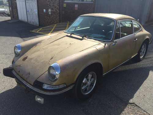 PORSCHE 911T 2.4 1973 COUPE For Sale (picture 1 of 6)