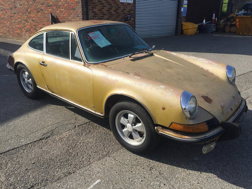 PORSCHE 911T 2.4 1973 COUPE For Sale (picture 2 of 6)