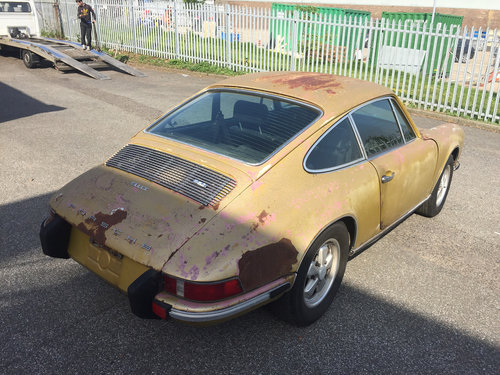 PORSCHE 911T 2.4 1973 COUPE For Sale (picture 3 of 6)
