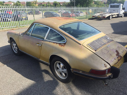 PORSCHE 911T 2.4 1973 COUPE For Sale (picture 4 of 6)