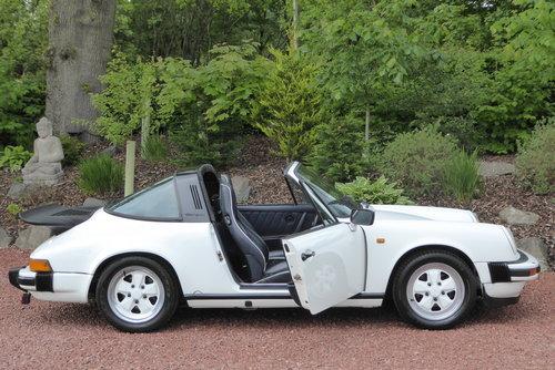1980 Porsche 911SC Targa Sports SOLD (picture 1 of 6)