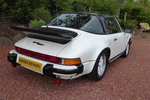 1980 Porsche 911SC Targa Sports SOLD (picture 4 of 6)