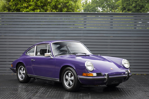 1972 Porsche 911 T 2.4 Coupe  SOLD (picture 1 of 6)