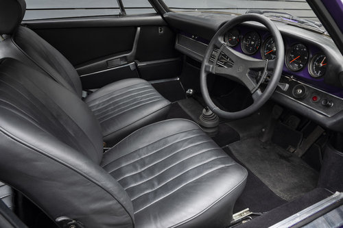 1972 Porsche 911 T 2.4 Coupe  SOLD (picture 4 of 6)