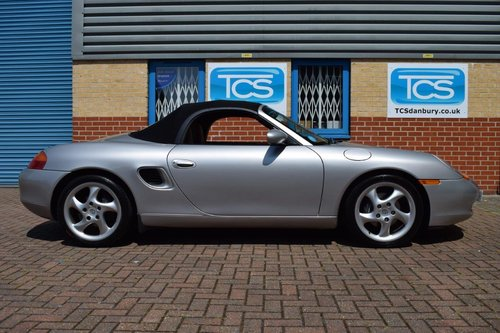 2000 Porsche Boxster 986 2.7i Tiptronic S Roadster SOLD (picture 3 of 6)