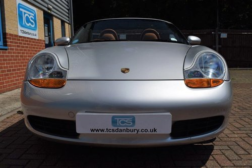 2000 Porsche Boxster 986 2.7i Tiptronic S Roadster SOLD (picture 4 of 6)