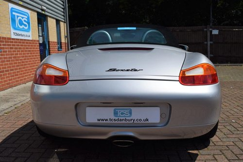 2000 Porsche Boxster 986 2.7i Tiptronic S Roadster SOLD (picture 5 of 6)