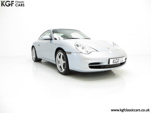 2003 An Exceptional Porsche 996 911 Carrera 2 Coupe SOLD (picture 1 of 6)