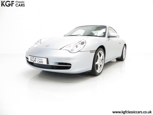 2003 An Exceptional Porsche 996 911 Carrera 2 Coupe SOLD (picture 2 of 6)