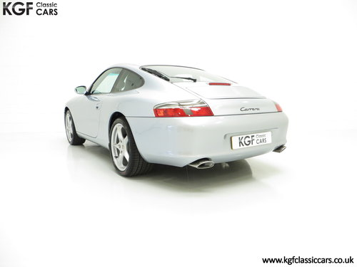 2003 An Exceptional Porsche 996 911 Carrera 2 Coupe SOLD (picture 4 of 6)