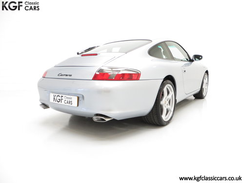 2003 An Exceptional Porsche 996 911 Carrera 2 Coupe SOLD (picture 5 of 6)