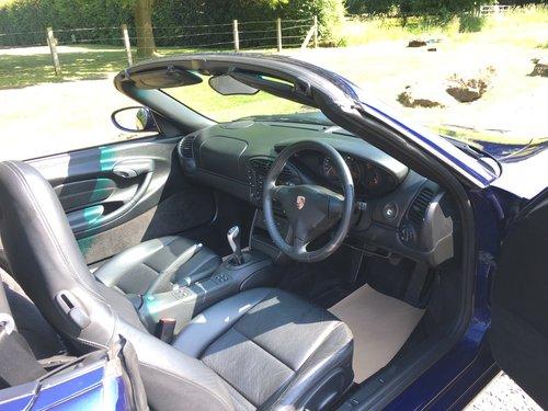 2002 Porsche Boxster 986 2.7L Manual SOLD (picture 5 of 6)