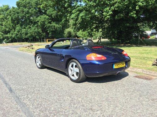 2002 Porsche Boxster 986 2.7L Manual SOLD (picture 6 of 6)