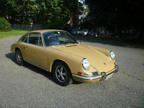 1968 Porsche 912 Concours Condition For Sale Car And Classic