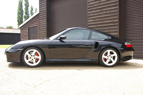 2002 Porsche 996 3.6 Turbo Coupe Manual (77,234 miles) SOLD (picture 1 of 6)